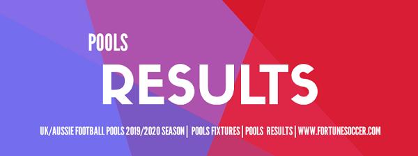 RB pool result