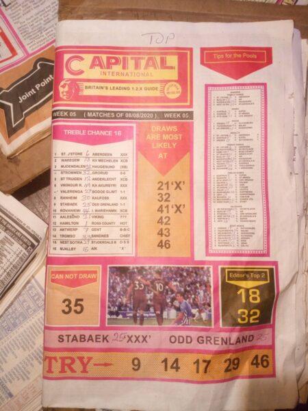 Week 5 Capital International 2020 Page 1