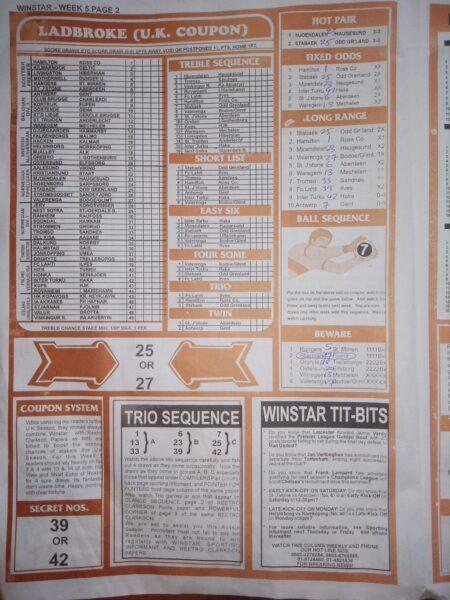 Week 5 Winstar Page 2 2020
