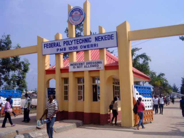 """Federal Polytechnic, Nekede notice on """"No fees, No exam"""" policy"""