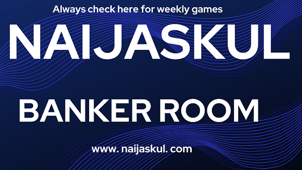 Week 19 Pool Banker Room 2020