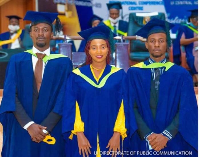 3 Postgraduate Students of the University of Ibadan (UI) Graduate with Perfect 7.0 CGPA