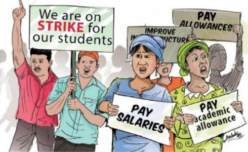 ASUU chapters voting to call off the strike or not - see results