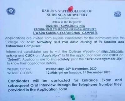 Kaduna College