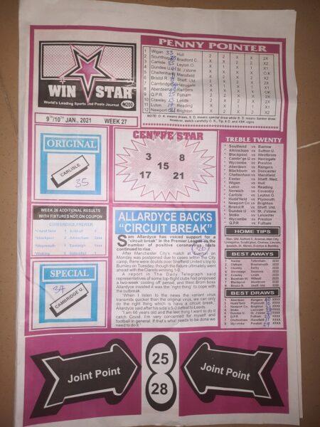 week 27 winstar 2021 page 1 1