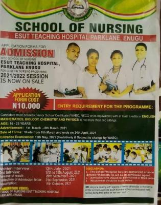 ESUT Teaching Hospital