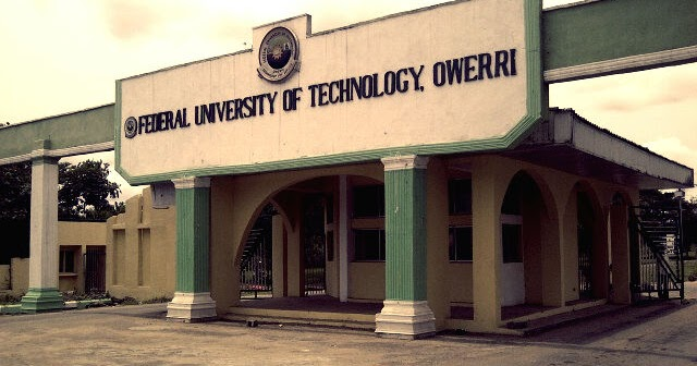 Federal University of Technology Owerri FUTO