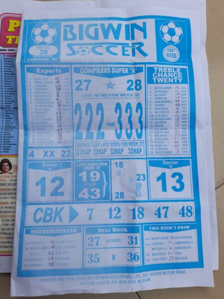 week 38 bigwin soccer 2021 page 1