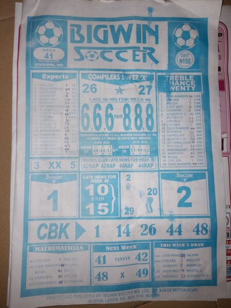 week 41 bigwin soccer 2021 page 1