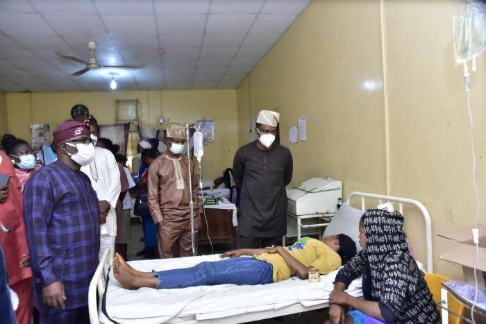 100 Ekiti students hospitalized