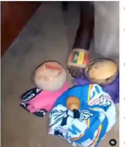 EKSU student caught while allegedly trying to use his roommate for money ritual