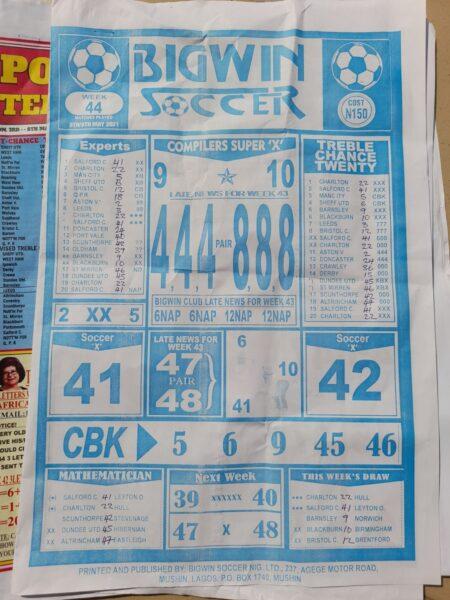 week 44 bigwin soccer 2021 page 1