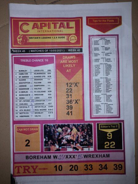 week 45 capital international 2021 page 1