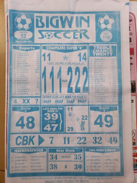 week 52 bigwin soccer 2021 page 1 1