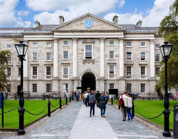 Eloin and Cliona Murphy Scholarships at Trinity College Dublin Ireland 2021