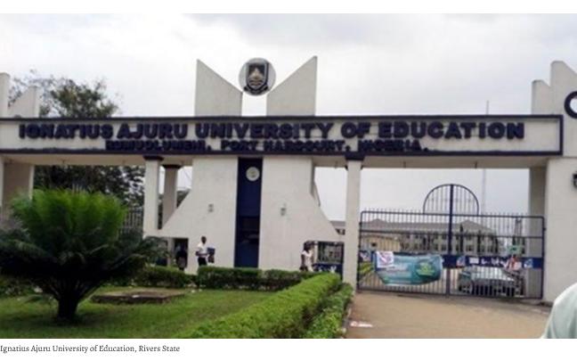 Ignatius Ajuru University of Education iaue