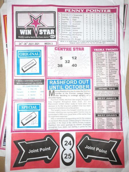 week 3 winstar 2021 page 1