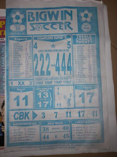 week 9 bigwin soccer 2021 page 1